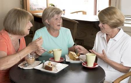 Coffee & Conversation: New Women's Group