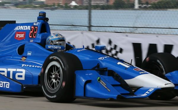 The Detroit Chevrolet Grand Prix