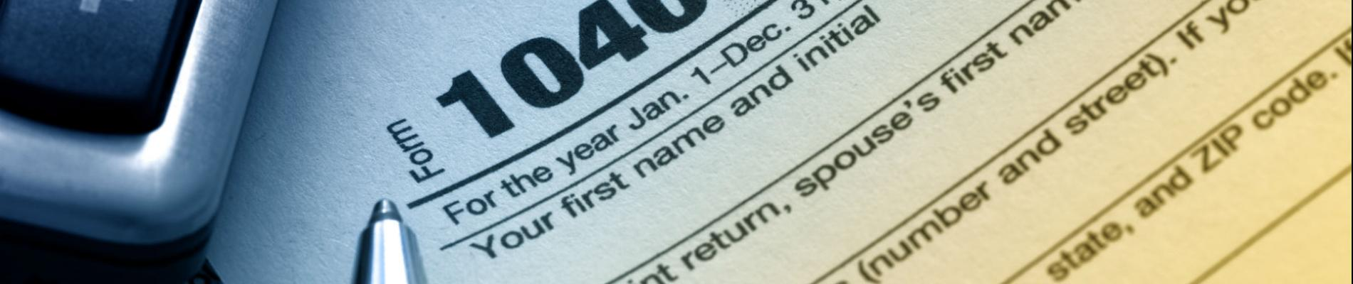 The New Tax Law: How to Make it Work For You (Resheduled)