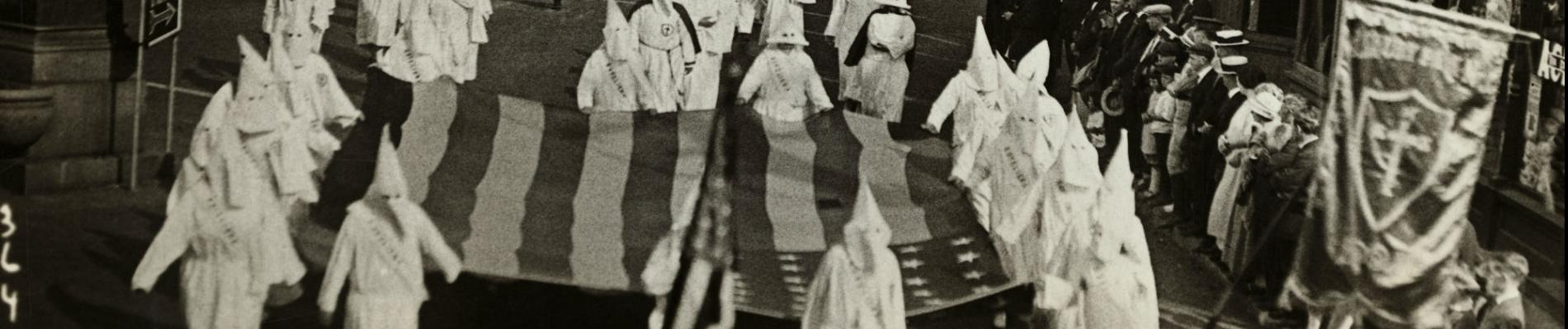 The History of the KKK in Howell, Michigan
