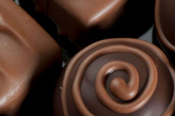 Sanders Chocolate Factory Tour