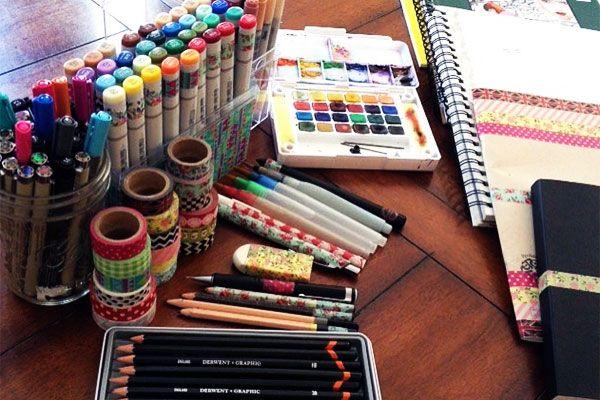 Studio Art Class