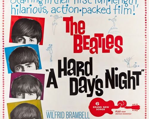 Dinner & a Classic - Hard Day's Night