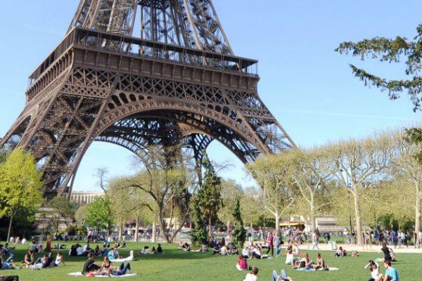 April In Paris Musical Evening