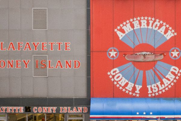 Coney Detroit - with Author Joe Grimm
