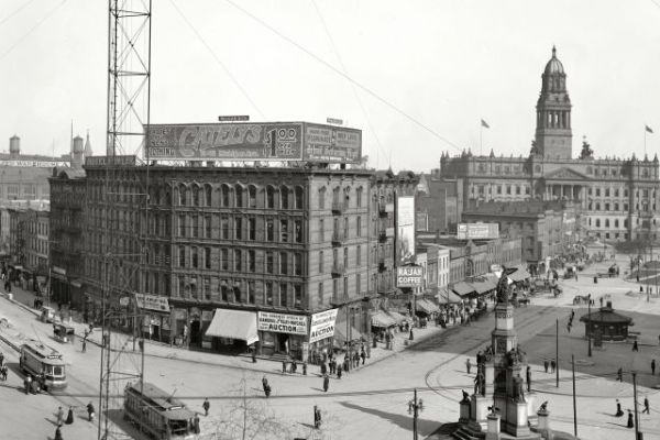 Detroit's History: Lumber, Ships & Cigars