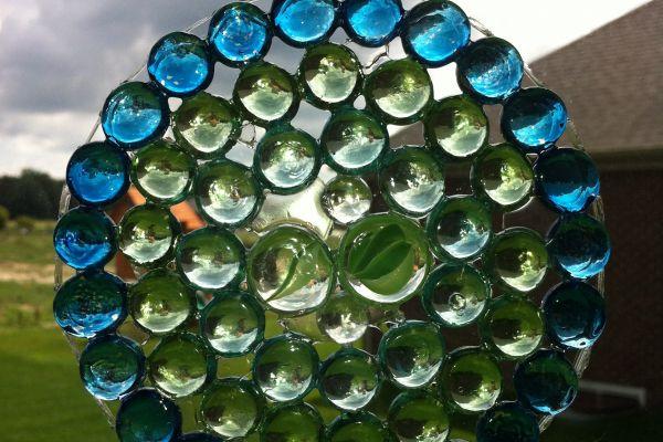 Glass Gem Suncatcger Class