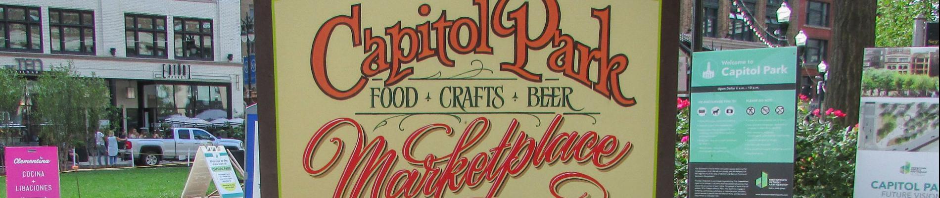 Capitol Park Strolling Brunch Tour