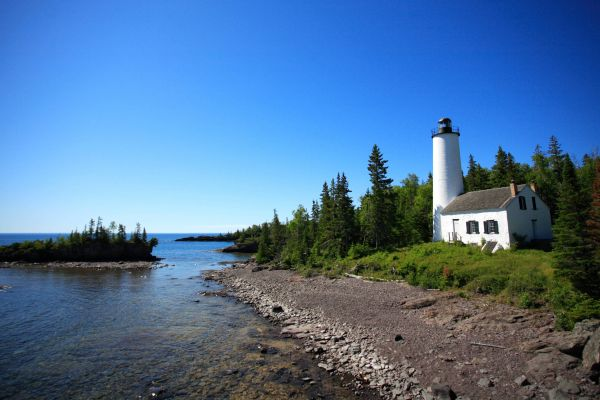 Isle Royale: Wilderness Island
