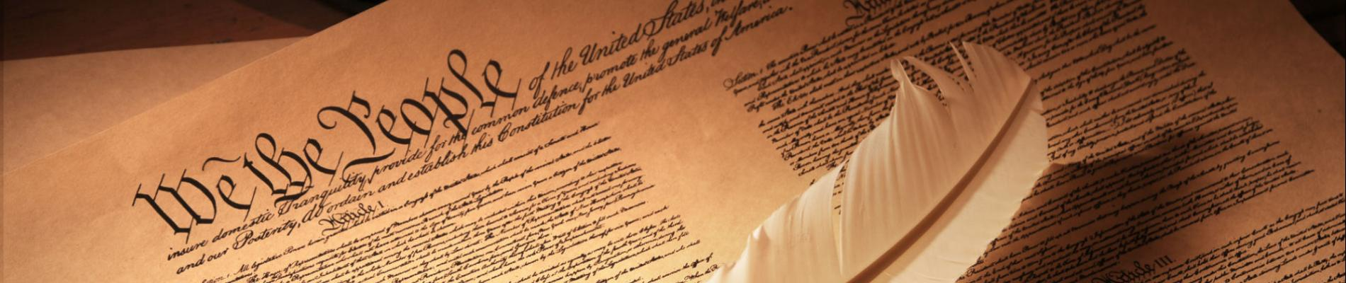 Constitution, Congress, The President & The Two Party System