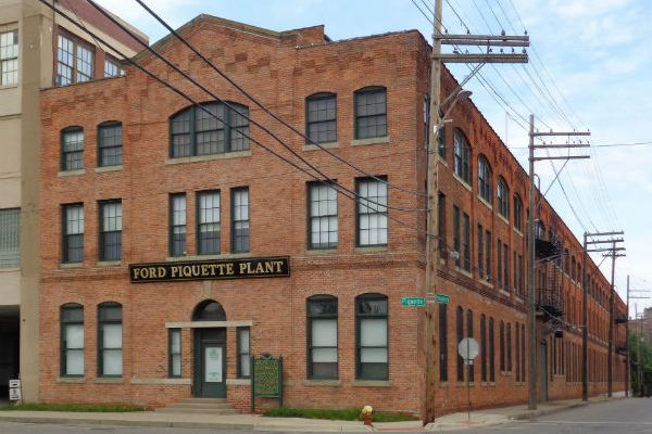 Ford Piquette Avenue Plant Guided Tour  & The Detroit Cookie Co.